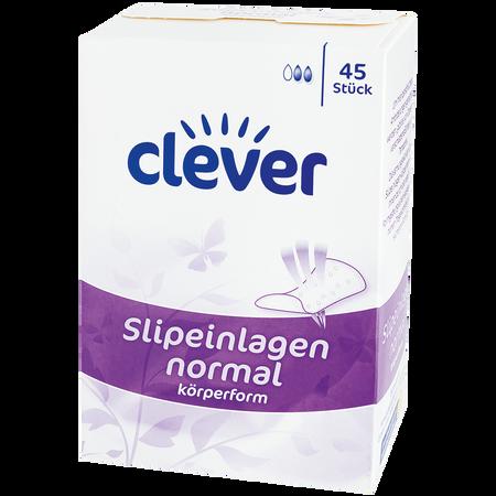 clever Slipeinlagen Normal