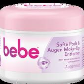 Bild: bebe Young Care Quick & Clean Softe Pads & Augen Make-Up Entferner