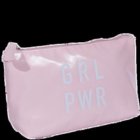LOOK BY BIPA Kosmetiktasche rosa beschichtet
