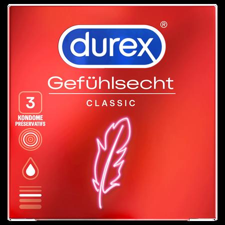 durex Gefühlsecht Kondome