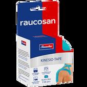 Bild: Raucosan Kinesio-Tape türkis