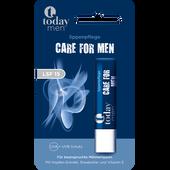 Bild: today men Care For Men Lippenpflege LSF 15
