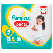 Bild: Pampers Premium Protection Pants Gr. 5 (12-17kg) Value Pack