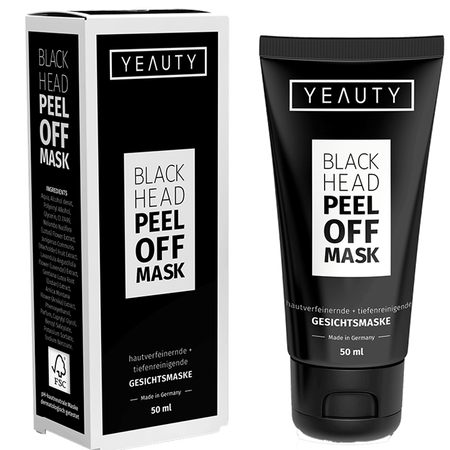 YEAUTY Black Head Peel Off Mask