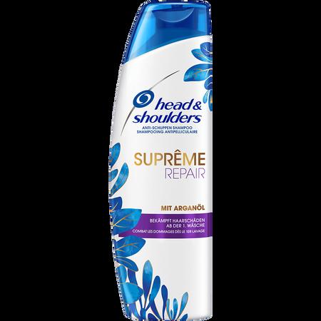 head & shoulders Suprême Repair Anti-Schuppen Shampoo mit Arganöl