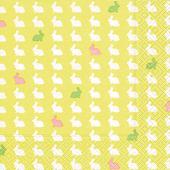 Bild: Paper + Design Servietten Hares pattern