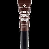 Bild: essence Boost Vinylicious Liquid Lipstick I'm dark I'm back