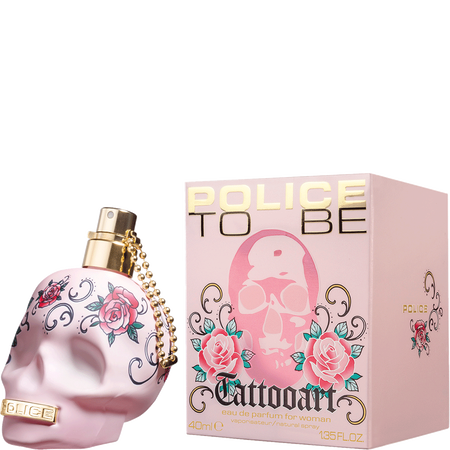 Police To Be Tattooart Woman Eau de Toilette (EdT)