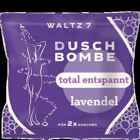 WALTZ 7 Duschbombe Lavendel