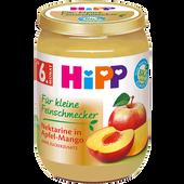 Bild: HiPP Nektarine in Apfel-Mango