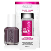 Bild: Essie Nagellack + Gratis Top Coat Good To Go smokin hot