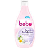 Bild: bebe Sensitive Body Lotion