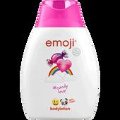 Bild: emoji Candy Love Bodylotion