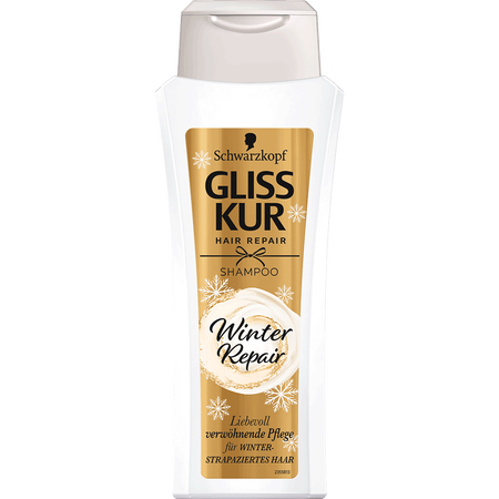 Schwarzkopf GLISS KUR Hair Repair Shampoo Winter Repair
