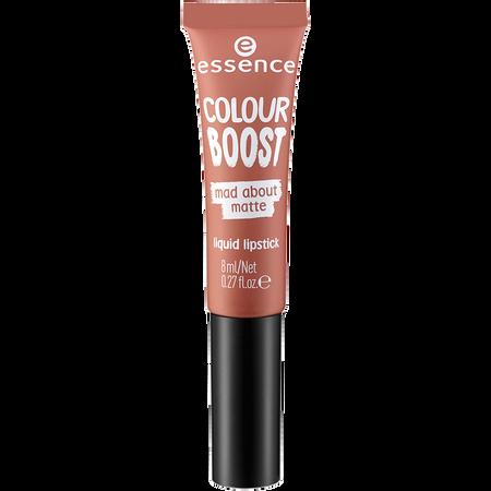 essence colour boost mad about matte liquid Lippenstift