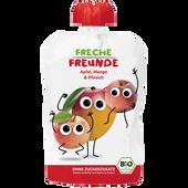 Bild: Freche Freunde Quetschbeutel Mango & Pfirsich