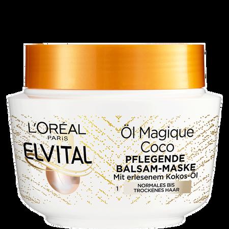 L'ORÉAL PARIS ELVITAL Öl Magique Coco Balsam-Maske