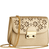 Bild: LOOK BY BIPA Crossbody Bag Summer Cut gold