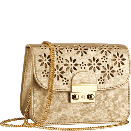 LOOK BY BIPA Crossbody Bag Summer Cut gold