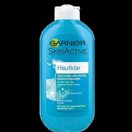 GARNIER SKIN ACTIVE Hautklar Anti-Pickel Gesichtswasser