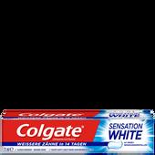 Bild: Colgate Zahncreme Sensation White