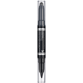Bild: MANHATTAN Eyemazing Double Ended Eyeshadow & Eyeliner in the black