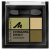 Bild: MANHATTAN Eyemazing Effect Eyeshadow green piece