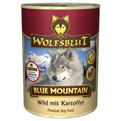 Bild: Wolfsblut Blue Mountain Wildfleisch