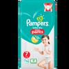 Bild: Pampers Baby-Dry Pants Gr.7 (17+kg) Jumbo+ Pack
