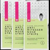 Bild: BI CARE Clear Solution Anti Mitesser Nose Strips