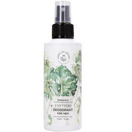 Bild: Hands on Veggies Bio Deodorant Stay Fresh For Men Grünkohl & Salbei