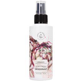 Bild: Hands on Veggies Bio Deodorant Stay Fresh Artischocke Rose