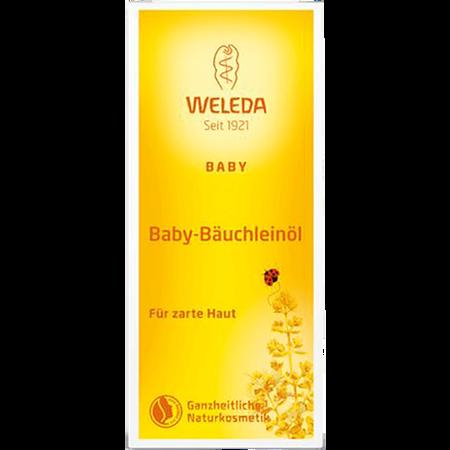 WELEDA Baby-Bäuchleinöl