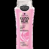 Bild: Schwarzkopf GLISS KUR Hair Repair Liquid Silk Shampoo