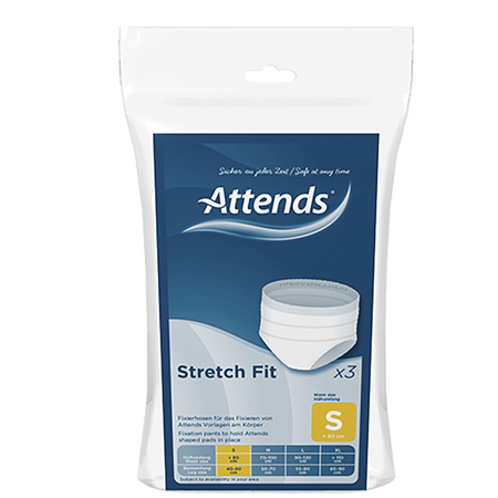 Attends Stretch Fit Pants