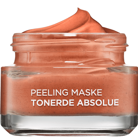 Bild: L'ORÉAL PARIS Skin Expert / Paris Peeling Maske Tonerde Absolue  L'ORÉAL PARIS Skin Expert / Paris Peeling Maske Tonerde Absolue