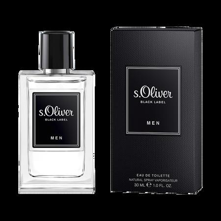s.Oliver Black Label Men Eau de Toilette (EdT)