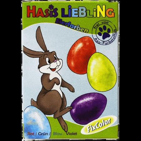 Fixcolor Hasis Liebling Eierfarben