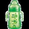 Bild: MAM Trainer+ 220ml - Babyflasche und Becher Grün