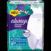 Bild: always discreet Pants plus large