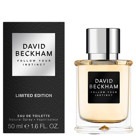 David Beckham Follow your Instinct Eau de Toilette (EdT)