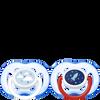 Bild: PHILIPS AVENT Schnuller Freeflow, 18 Monate+, blau