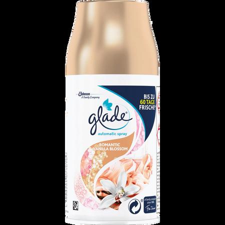 Glade Automatic Spray Nachfüller Romantic Vanilla Blossom