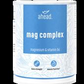 Bild: ahead Mag Complex Magnesium + Vitamin B6 Kapseln