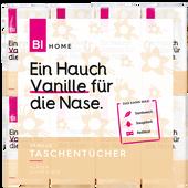 Bild: BI HOME Taschentücher Vanille
