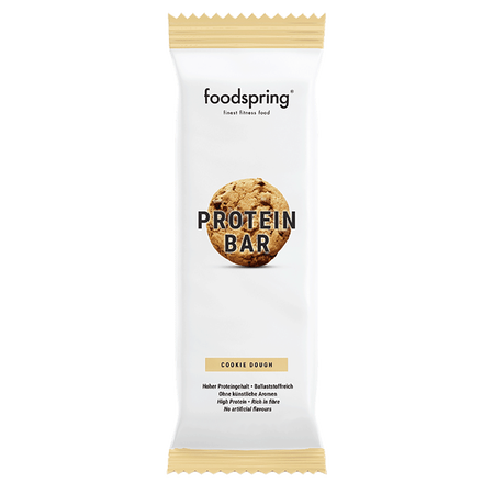foodspring Protein Bar Cookie Dough