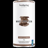 Bild: foodspring Whey Protein Schokolade