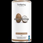 Bild: foodspring Whey Protein Cocos Crisp