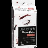 Bild: BeautyLash Power Brow Färbeset für Augenbrauen hellbraun