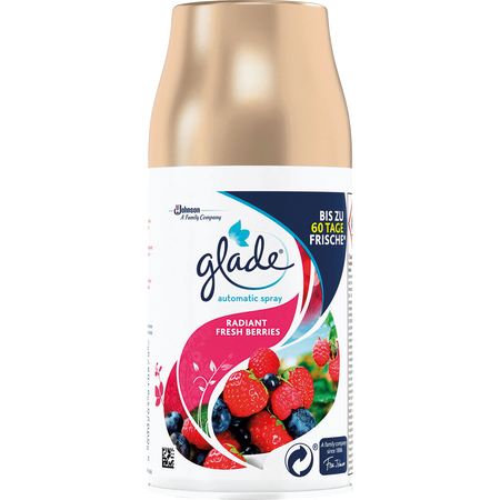 Glade Automatic Spray Nachfüller Radiant Fresh Berries